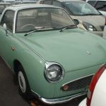 Highlight for Album: SOLD - Nissan Figaro 1.0 DOHC Turbo