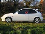 Highlight for Album: SOLD - EK9 Honda Civic Type R face-lift55k