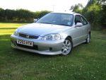Highlight for Album: SOLD - 2000/V EK Civic VTi Coupe