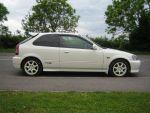 Highlight for Album: SOLD - EK9 Honda Civic Type Rx 65k miles
