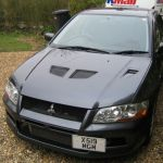 Highlight for Album: SOLD - Mitsubishi Lancer Evo VII 7 11k miles