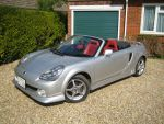 Highlight for Album: 2003 Toyota MR-S 6spd S Edition - SOLD