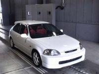 Highlight for album: Race Base Honda Civic Type R EK9